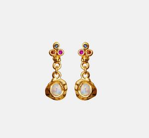 Bilde av Maanesten Taya earrings gold