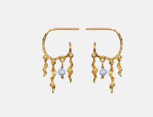 Bilde av Maanesten Bayou earrings gold
