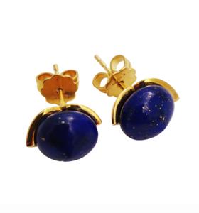 Bilde av noën Dolce Earrings Lapis 925