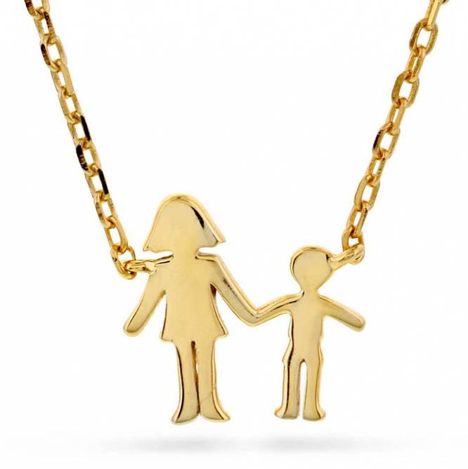 Bilde av Familie smykke, mamma og 1