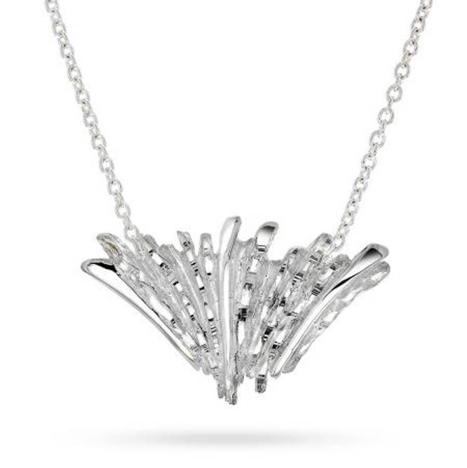 Bilde av Smykke i sølv nordlys