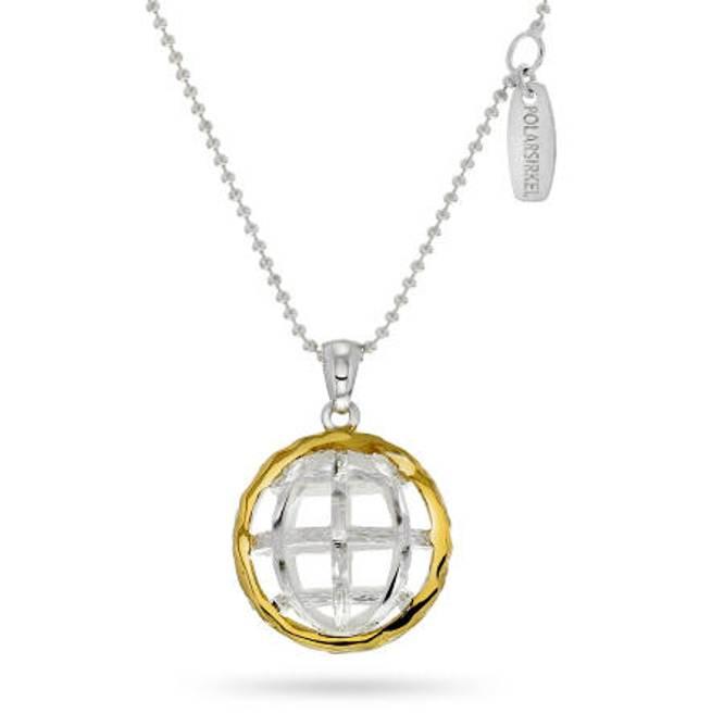 Bilde av Smykke i sølv polarsirkel