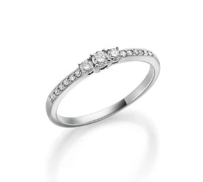 Bilde av Diamantringer