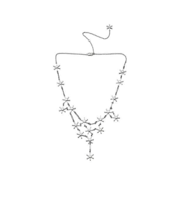 Bilde av Starflower smykke, sølv