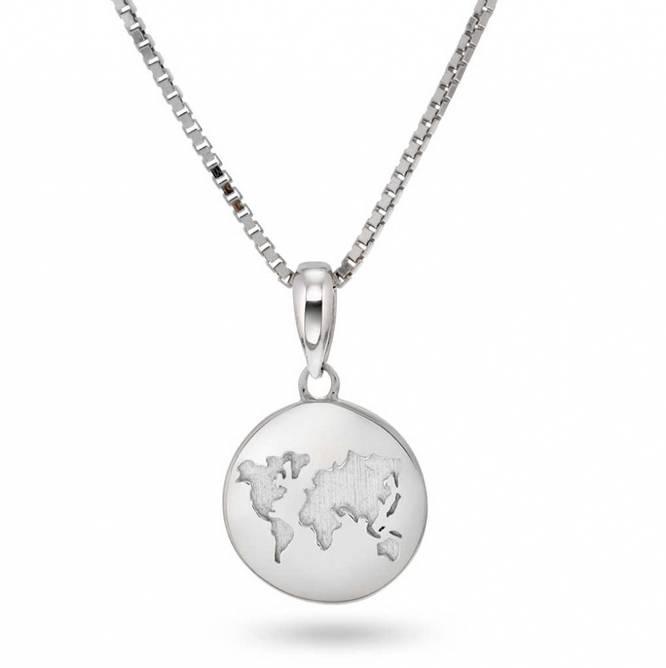 Bilde av Smykke sølv, verdenskart