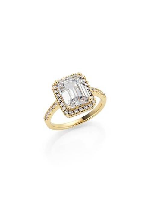 Bilde av 240090 Forgylt sølv ring