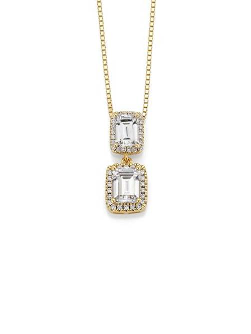 Bilde av 240092 Forgylt sølv smykke