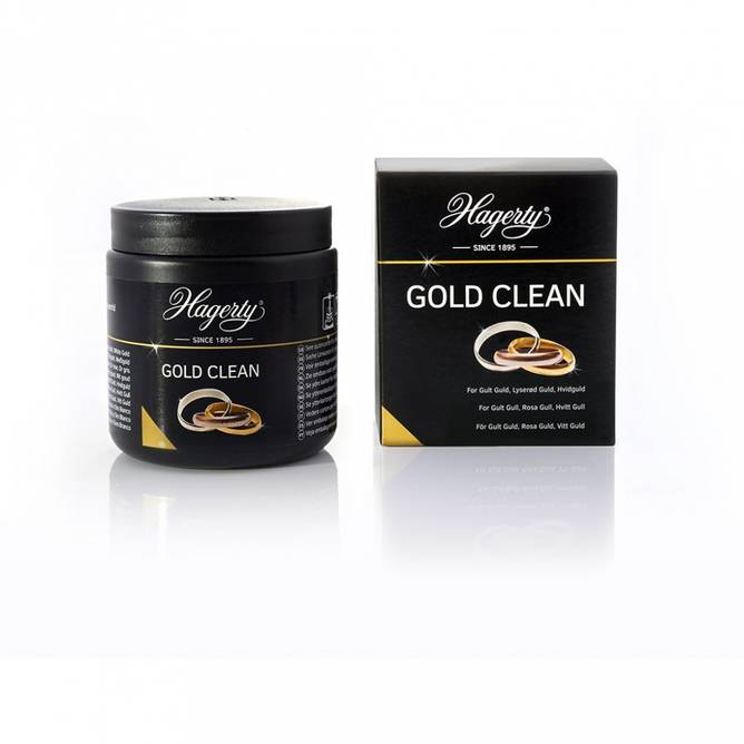 Bilde av Gold Clean, pussemiddel for