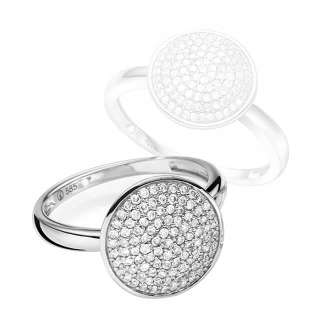 Bilde av GD100 Diamonds Audrey ring