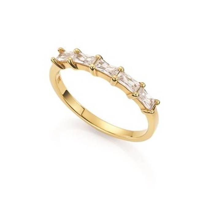 Bilde av Thea ring, forgylt