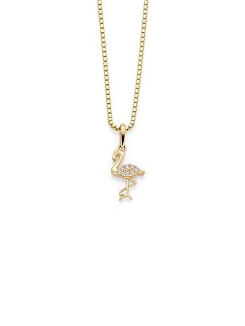 Bilde av Flamingo smykke