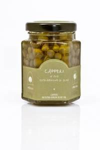 Bilde av Kapers i olivenolje