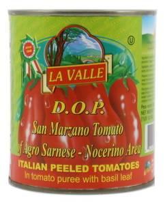 Bilde av San Marzano tomater