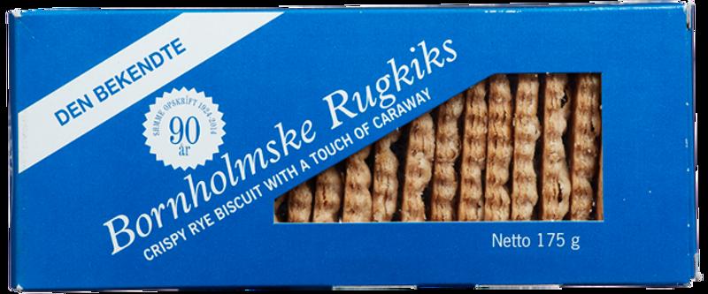 Bornholmske Rugkjeks