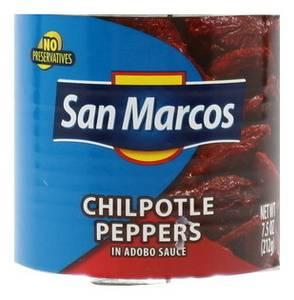 Bilde av San Marcos Chipotle Peppers