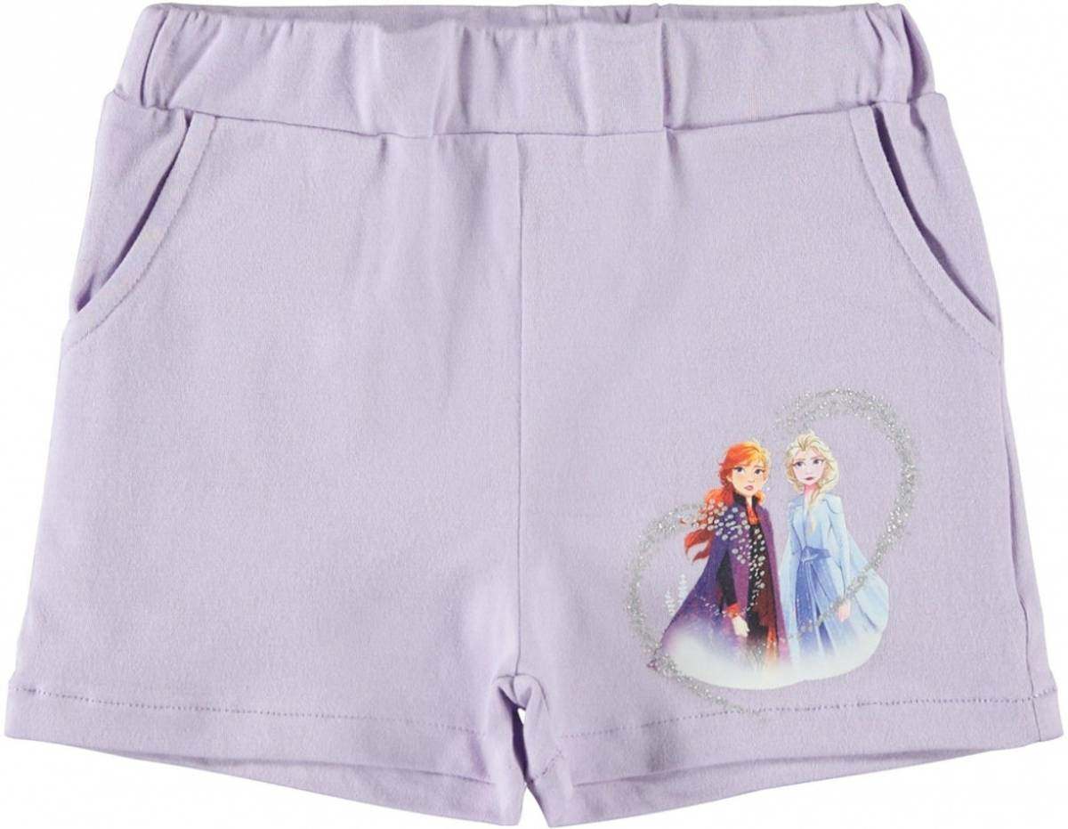NAME IT - SHORTS FROST PASTEL LILAC
