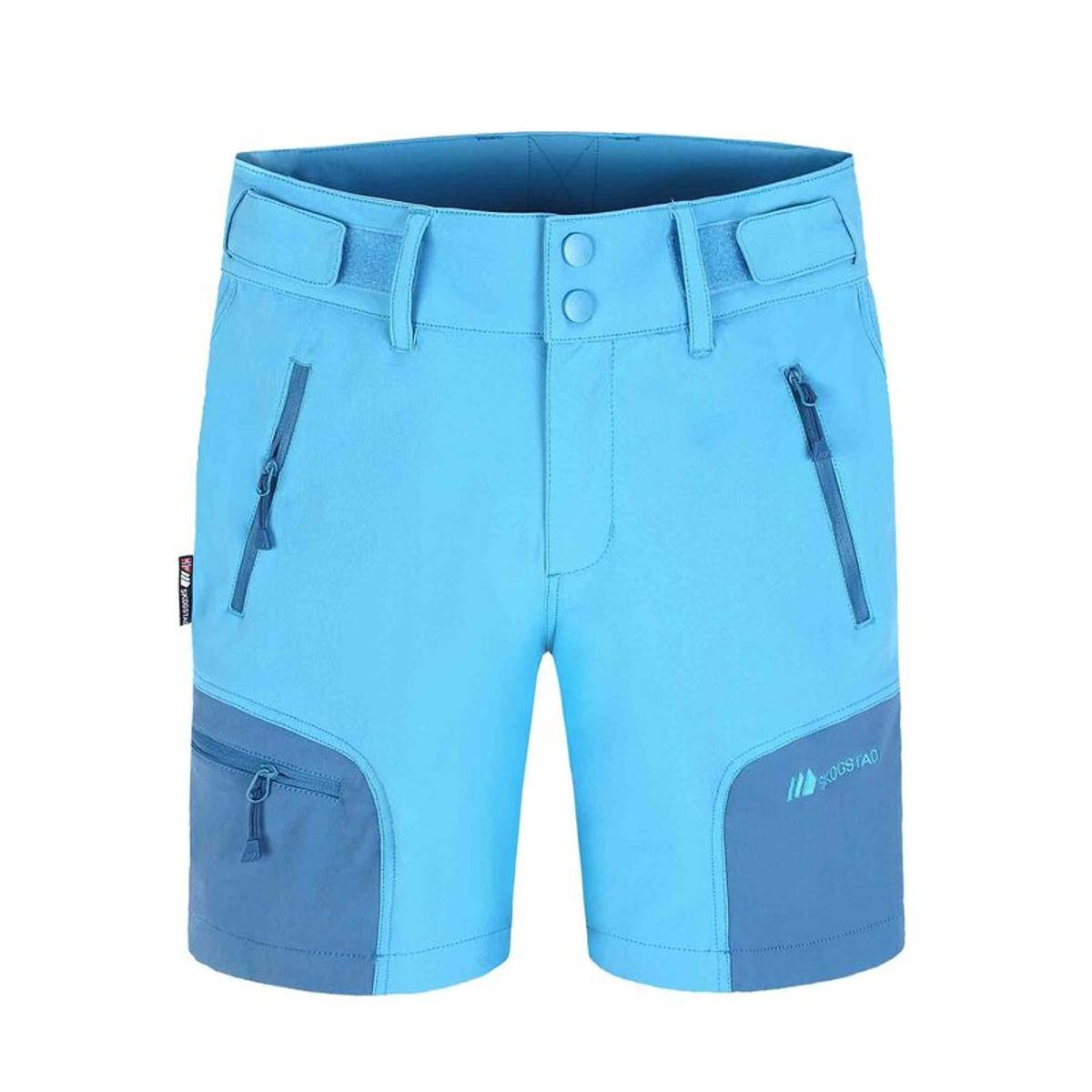 SKOGSTAD - HOVDE SHORTS, MALIBU BLUE