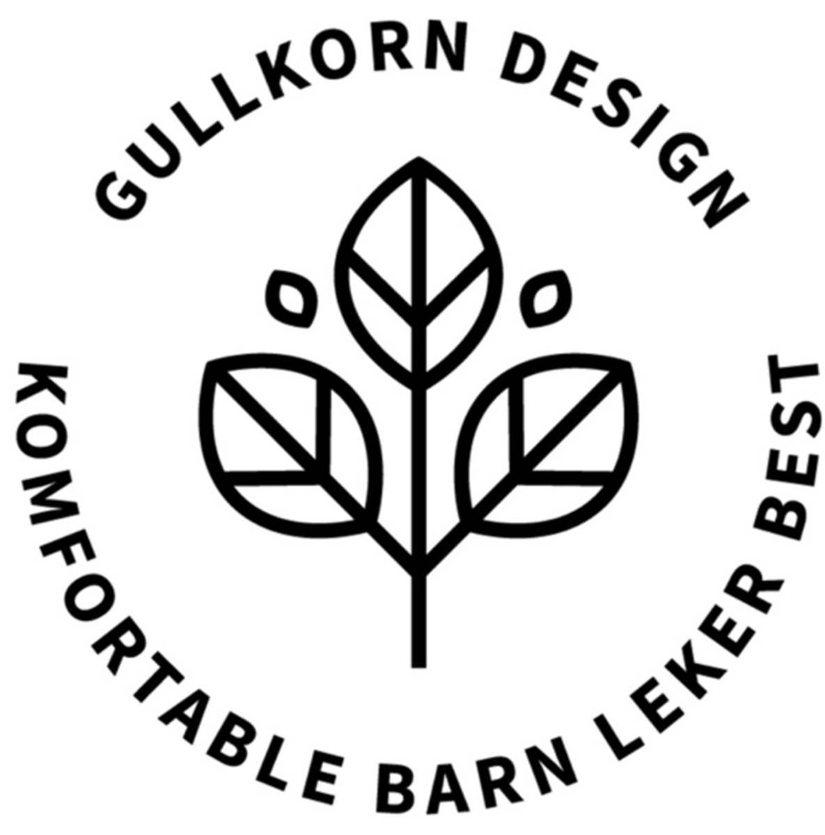 GULLKORN DESIGN - SHORTS VILLVETTE, MAIBLÅ