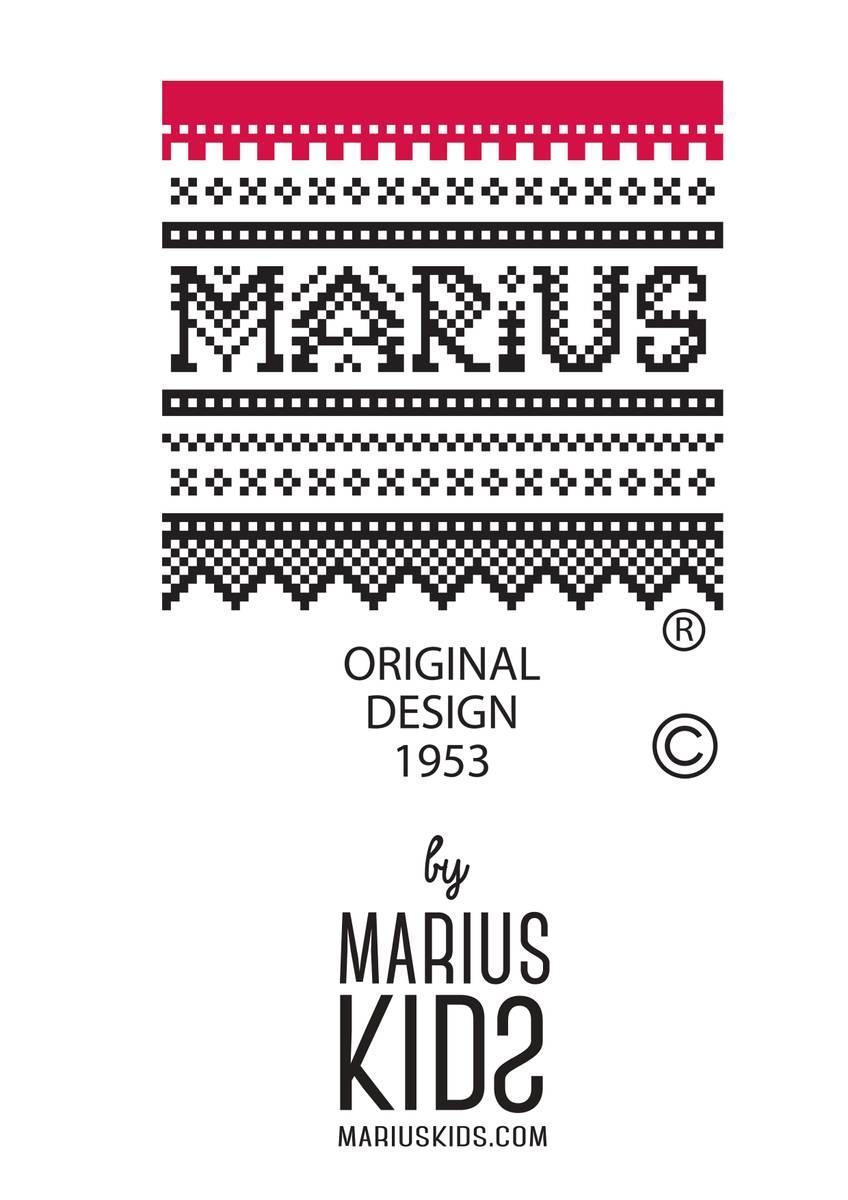 MARIUS KIDS- SOKKER I BOMULL