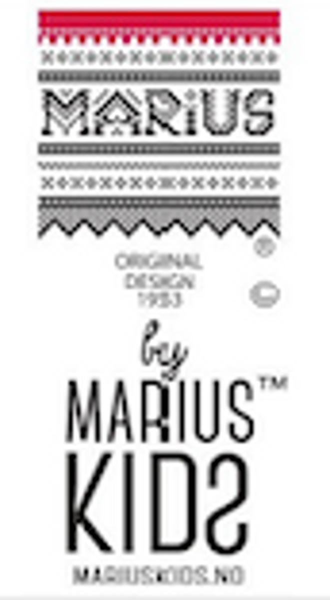 MARIUS KIDS - MARIUS BODY I BAMBUS MØRKEBLÅ