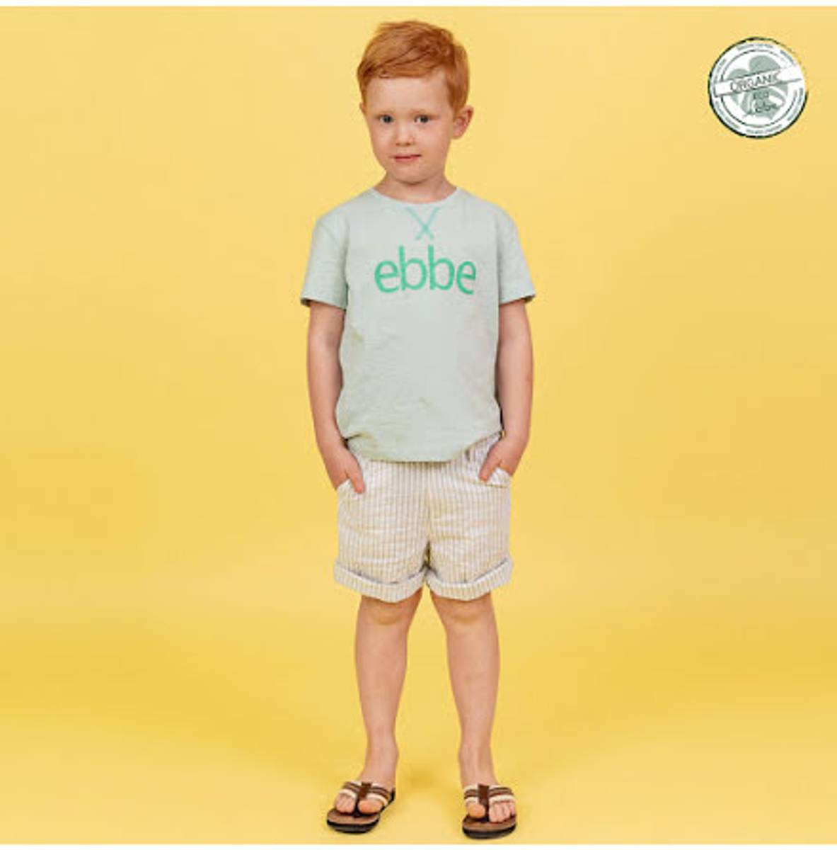EBBE - SHORTS CHINOS