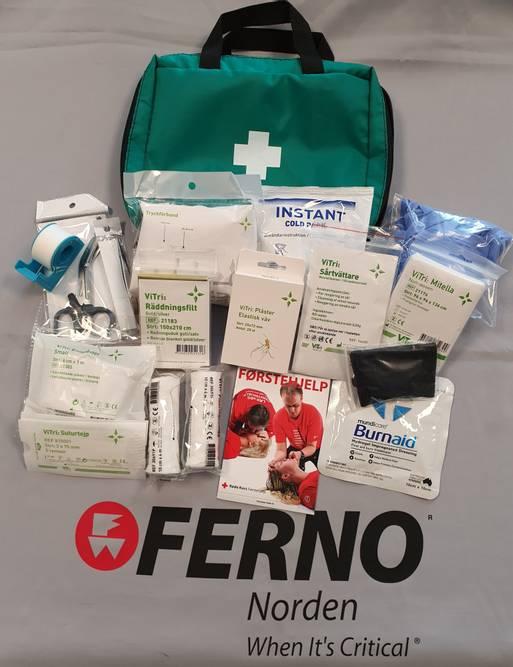 Bilde av H360 Førstehjelpsbag liten (kommer snart)