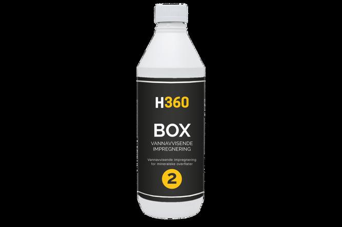 Bilde av H360 BOX Vannavvisende impregnering for