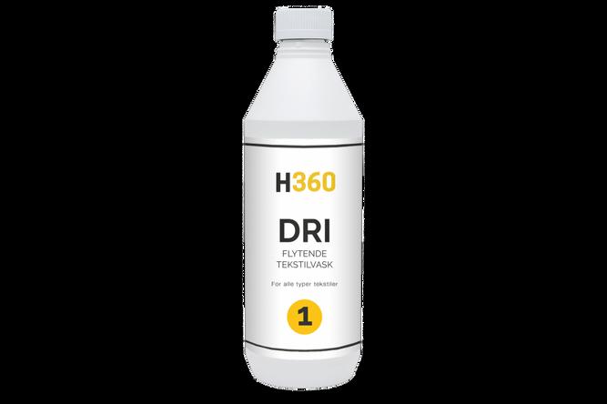 Bilde av H360 DRI Flytende Tekstilvask