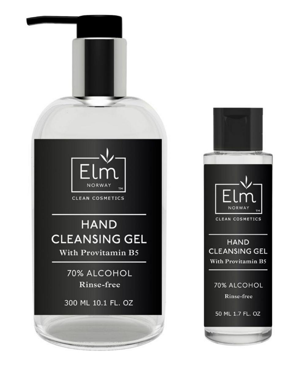 Elm Hand Cleansing Gel 2pk