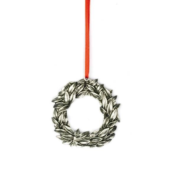 Bilde av Ornament krans 8x8cm