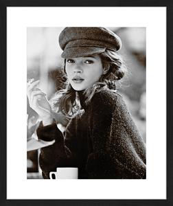 Bilde av Kate Moss (50x60)