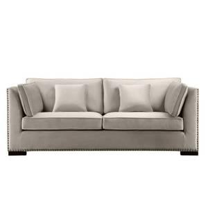 Bilde av Manhattan Sofa - Velour Beige