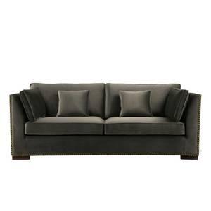 Bilde av Manhattan Sofa - Velour Muldvarp