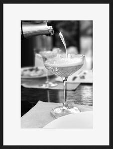 Bilde av Champagne (80x60)