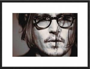 Bilde av Johnny Depp (60x80)