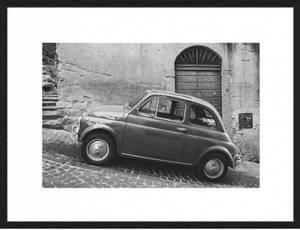 Bilde av Fiat 500 (60x80)