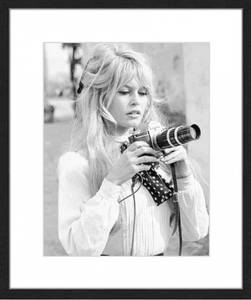 Bilde av Birgitte Bardot Cam (60x50)