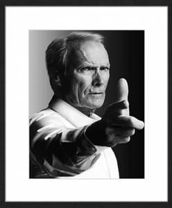 Bilde av Clint Eastwood (60x50)
