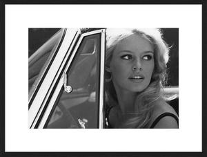 Bilde av Birgitte Bardot (60x80)