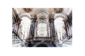 Bilde av Katedral - Glass Bilde (150x90)