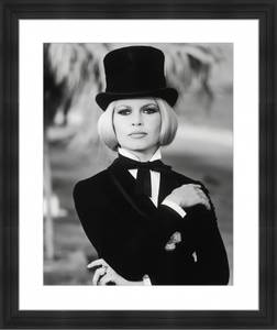 Bilde av Birgitte Bardot - Top Hat (50x60)