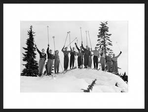 Bilde av Gruse Mountain (60x80)