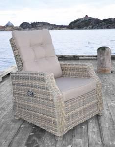 Bilde av Imperia XL recliner loungestol (natur)