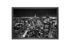 Bilde av New York - Lerret (150x90)