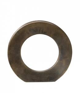 Bilde av GINO Dekorasjon Medium - Vintage Brass
