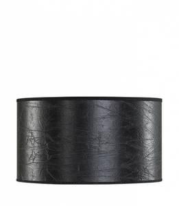 Bilde av SYLINDER Lampeskjerm - Leather Black