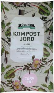 Bilde av Kompostjord, torvfri. 40 liter.