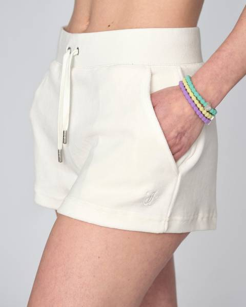 Bilde av Juicy Couture Eve Shorts Cotton Rich Sugar