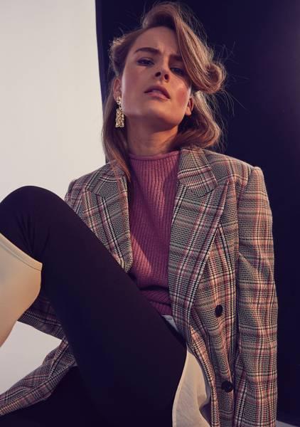 Bilde av Co'couture Ellison Oversize Blazer Candyfloss