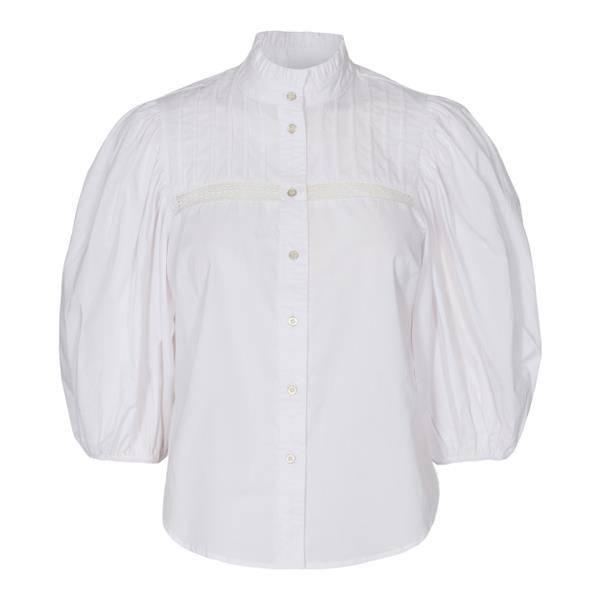 Bilde av Co'couture Arly Shirt White